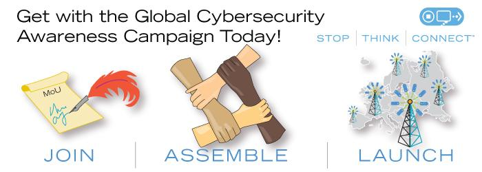 Join the Global Cybersecurity Awareness Campaign Today